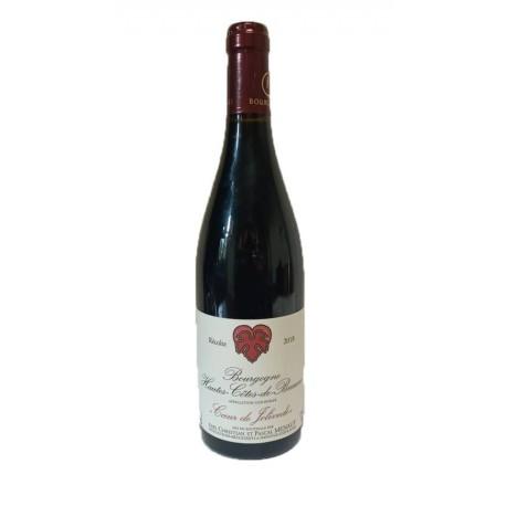 """Bourgogne Hautes-Côtes-de-Beaune """"Coeur de Jolivode""""   Domaine de la Jolivode   Rouge 75cl"""