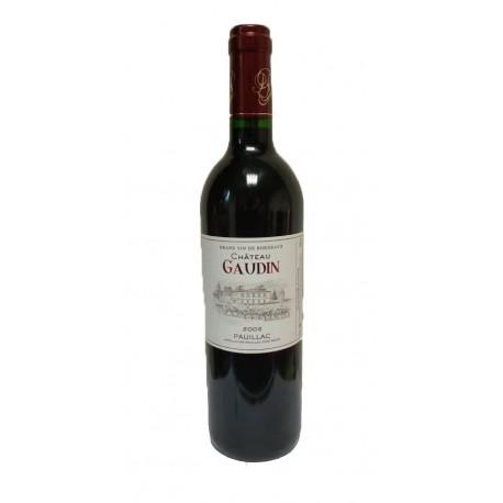 Bordeaux Pauillac | Château Gaudin | Rouge 75cl