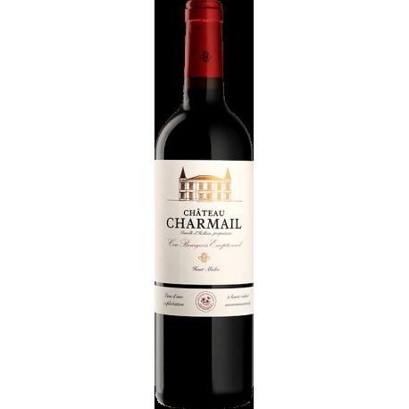 """Bordeaux Haut-Médoc """"Cru Bourgeois Exceptionnel""""   Château Charmail   Rouge 75cl"""