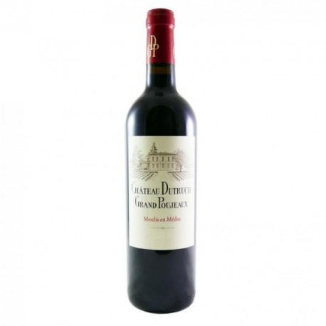 Magnum Bordeaux Moulis-En-Médoc | Château Dutruch Grand Poujeaux | Rouge 150cl
