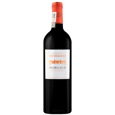"""Bordeaux Margaux """"Cru Bourgeois""""   Château Mongravey   Rouge 75cl"""