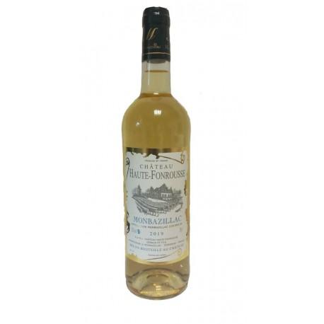 Monbazillac   Château Haute-Fonrousse   Blanc 75cl