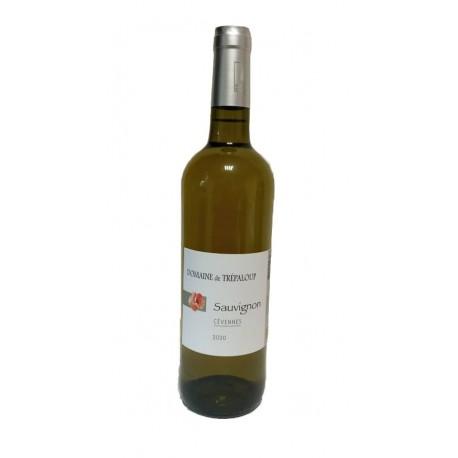 Sauvignon Vin de Pays d'Oc | Domaine de Trépaloup | Blanc 75cl