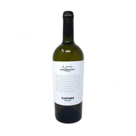 "Bellone ""Castore"" | Cincinnato | Blanc 75cl"