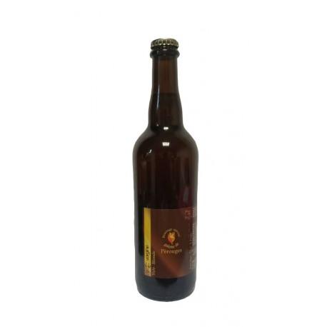 Bière Blonde Pérouges Rivière d'Ain   75cl