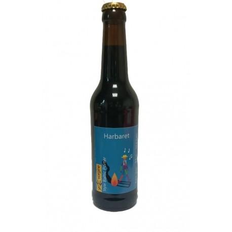 Bière Rivière d'Ain   Vorgine Harbaret   Baltic Porter 33cl