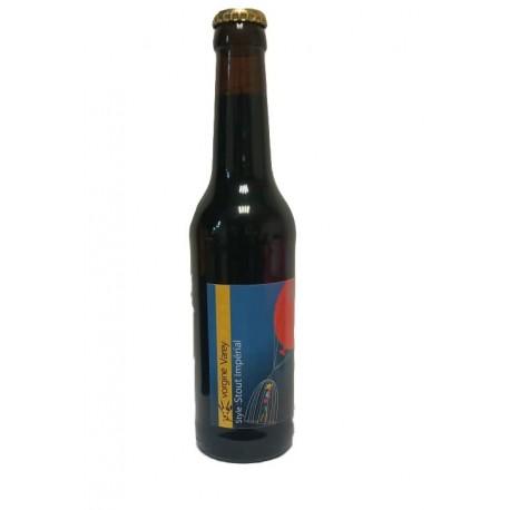 Bière Rivière d'Ain | Vorgine Valey | Stout Impérial