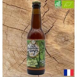 Bière Dorée Artisanale Bio | Tempête Amer | Les Bières Du Temps - 33cl