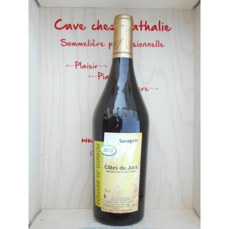 Côtes du Jura Savagnin | Domaine du Tausson | Blanc 75cl