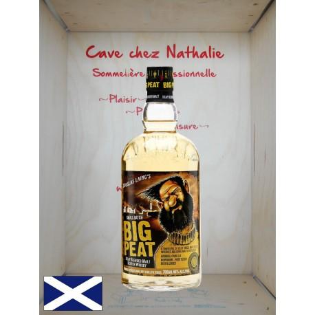 "Whisky ""Big Peat"" Islay Blend ""Tourbé"""