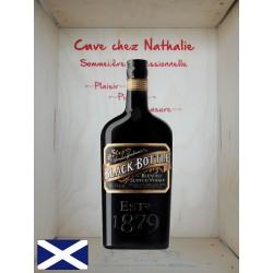 Whisky Black Bottle Blended - scotch whisky - 40° - 70cl