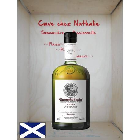 Whisky Bunnahabhain | Toiteach a dha | Islay Single Malt Scotch Whisky 70cl