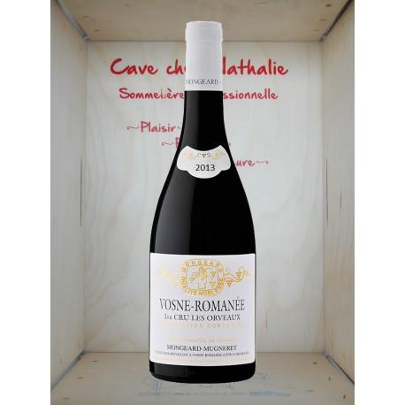 Vosnes Romanée 1er cru En Orveaux rouge - Domaine Mongeard-Mugneret - 75cl