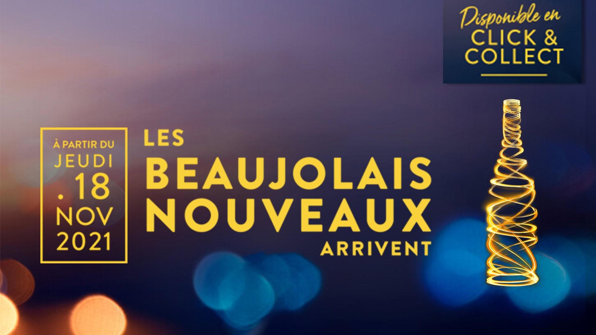 Les Beaujolais Nouveaux 2021 arrivent