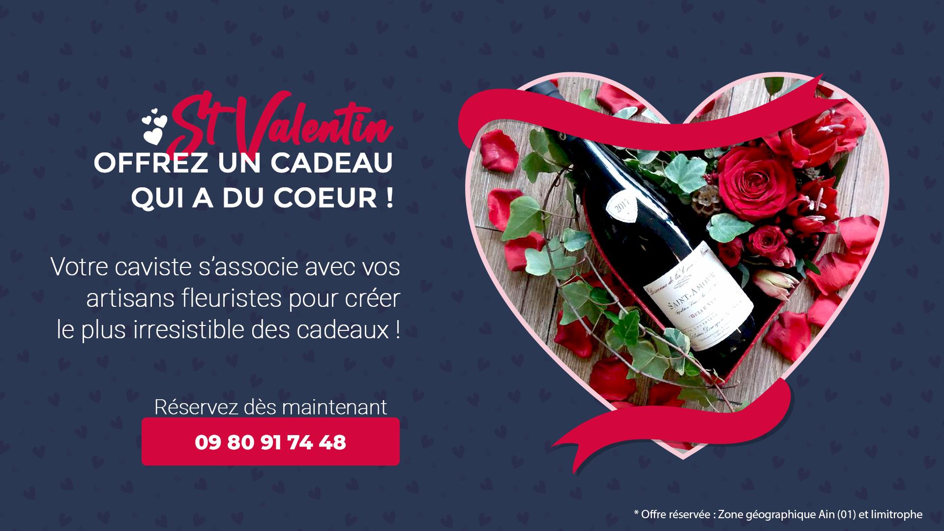 Promotion de St Valentin
